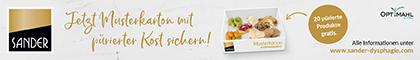 Sander Gourmet 420 x 60 px Oktober 2020